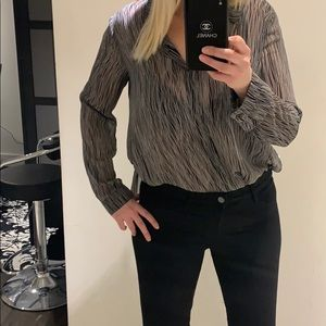 Forever 21 Seethrough Blouse